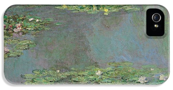 Nympheas IPhone 5 Case by Claude Monet