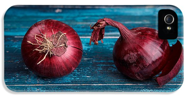 Red Onions IPhone 5 / 5s Case by Nailia Schwarz
