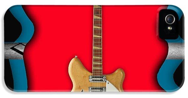 Rickenbacker Guitar Collection IPhone 5 Case
