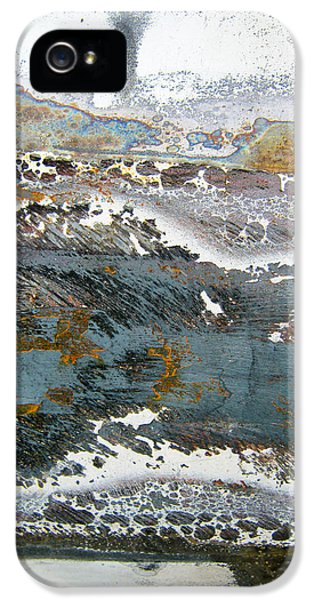 Rust Never Sleeps IPhone 5 Case by Les Cunliffe