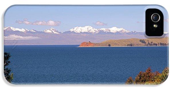 South America, Bolivia, Sun Island IPhone 5 Case