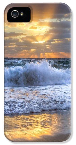 Splash Sunrise IPhone 5 Case