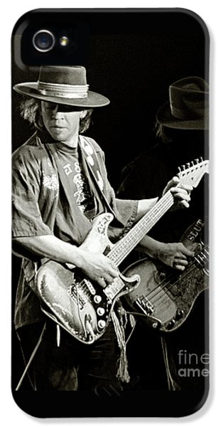 Stevie Ray Vaughan 1984 IPhone 5 Case