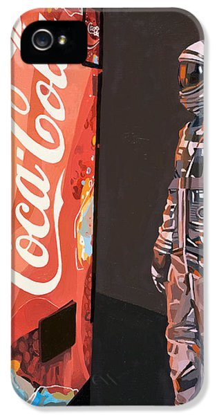 The Coke Machine IPhone 5 / 5s Case by Scott Listfield