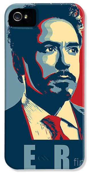 Tony Stark IPhone 5 Case