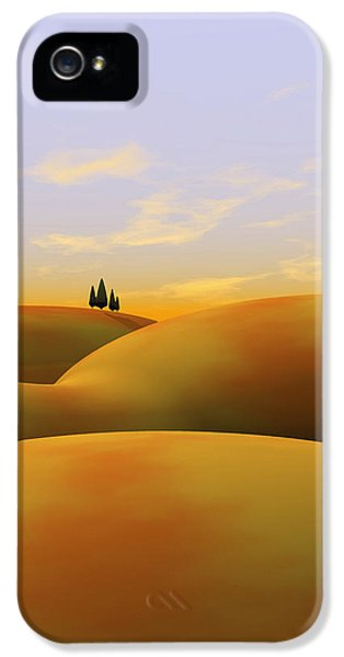 Toscana 3 IPhone 5 Case by Cynthia Decker