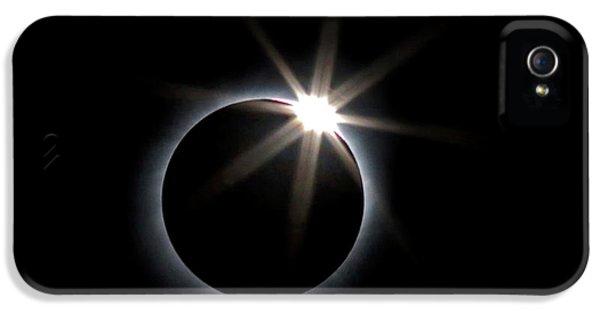 Total Solar Eclipse IPhone 5 Case