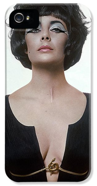 Untitled IPhone 5 Case by Bert Stern