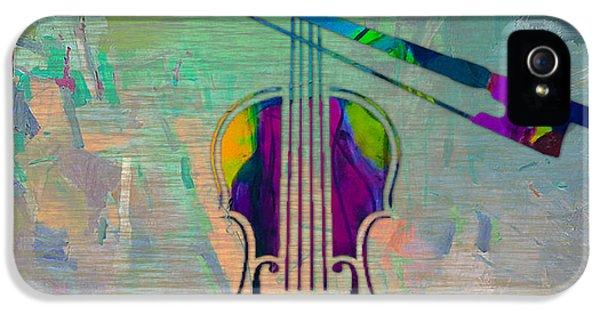 Violin  IPhone 5 Case