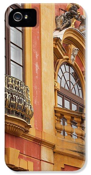 Germany, Baden-wurttemburg IPhone 5 Case by Walter Bibikow