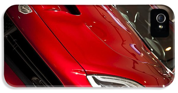 2013 Dodge Viper Srt IPhone 5 Case by Kamil Swiatek