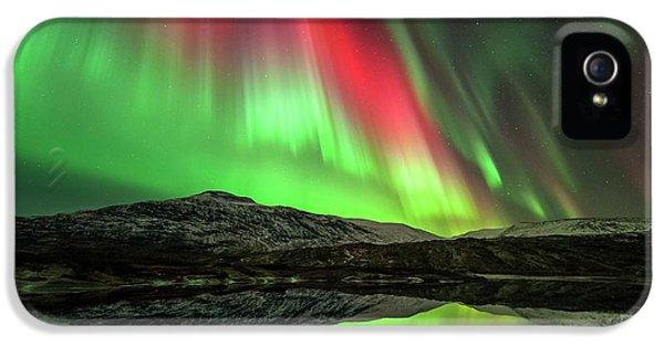 Aurora Borealis IPhone 5 Case