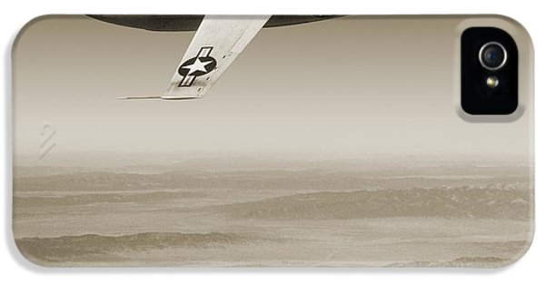 Bell X-1 Supersonic Aircraft IPhone 5 Case