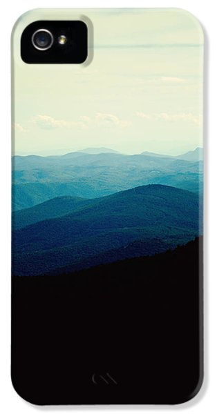 Blue Ridge Mountains IPhone 5 / 5s Case by Kim Fearheiley
