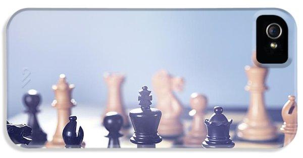 Chess Match IPhone 5 Case