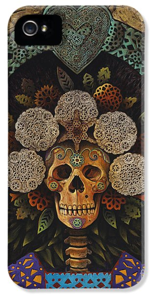 Dia De Muertos Madonna IPhone 5 Case