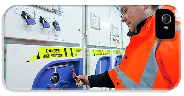 European Marine Energy Centre IPhone 5 Case