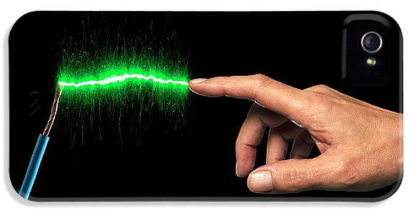 Green Energy IPhone 5 Case