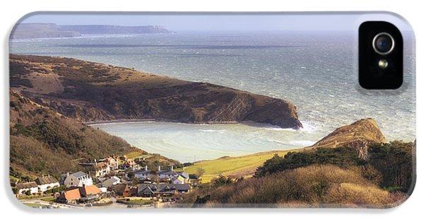 Dorset iPhone 5 Case - Lulworth Cove by Joana Kruse