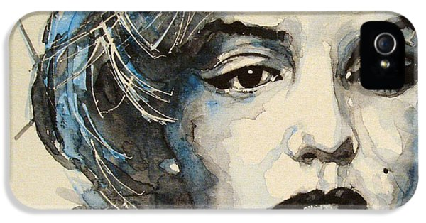 Marilyn IPhone 5 Case by Paul Lovering
