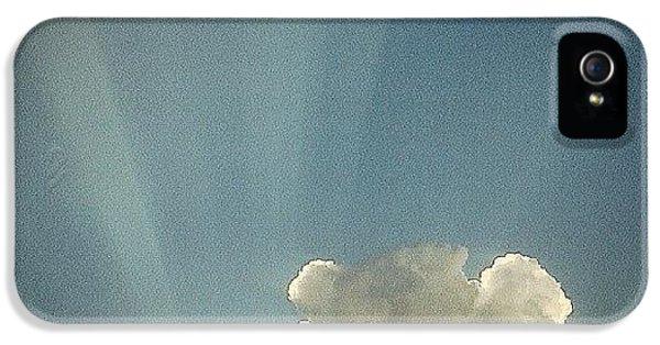 Bright iPhone 5 Case - Sky by Raimond Klavins