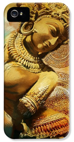 South Asian Art IPhone 5 Case by Corporate Art Task Force