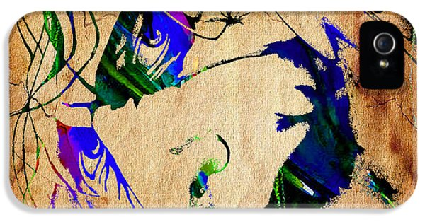 The Joker Heath Ledger Collection IPhone 5 / 5s Case by Marvin Blaine