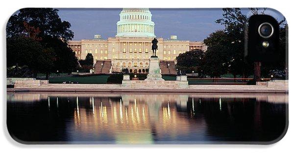 Usa, Washington Dc, Capitol Building IPhone 5 Case