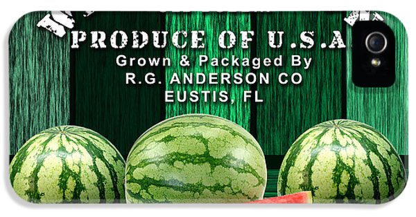 Watermelon Farm IPhone 5 Case