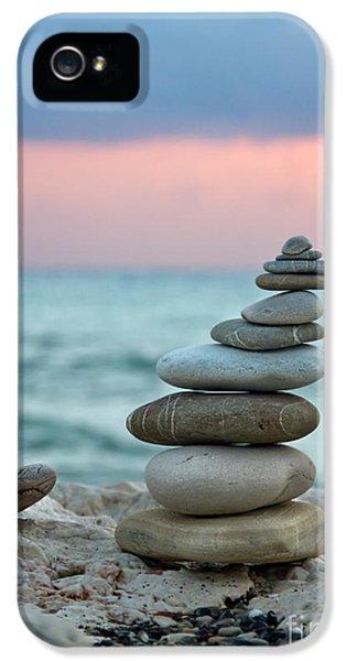 Zen IPhone 5 Case by Stelios Kleanthous