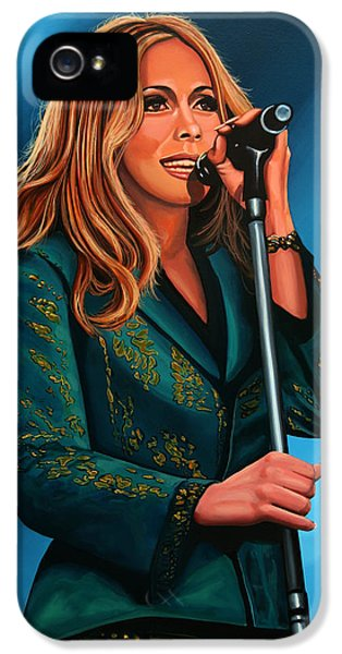 Anouk Painting IPhone 5 Case