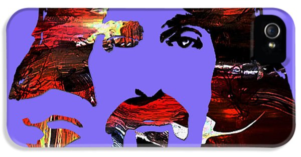 Frank Zappa Collection IPhone 5 / 5s Case by Marvin Blaine
