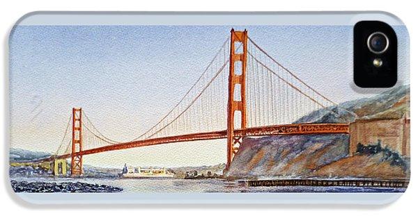 Golden Gate Bridge San Francisco IPhone 5 Case