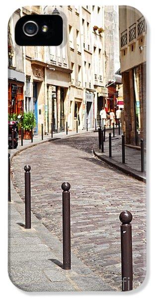 Paris Street IPhone 5 Case