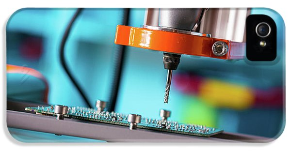 Printed Circuit Board Processing IPhone 5 Case