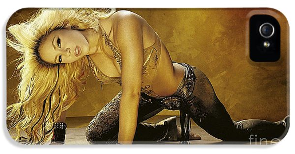 Shakira IPhone 5 Case