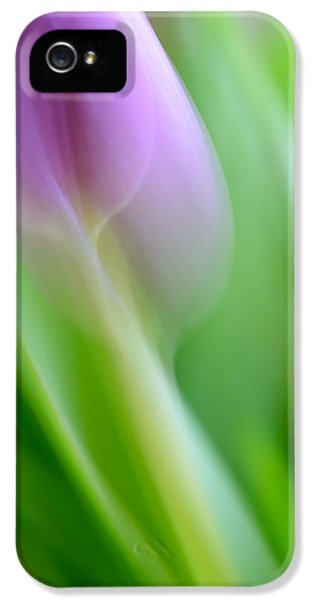 Tulip IPhone 5 / 5s Case by Silke Magino