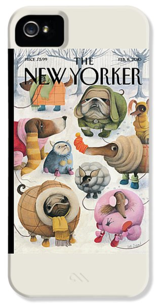 New Yorker February 8th, 2010 IPhone 5 Case