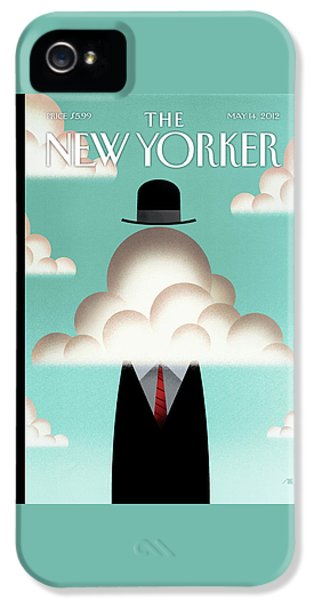 New Yorker May 14th, 2012 IPhone 5 Case