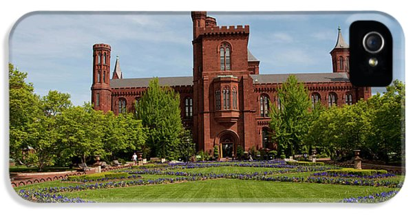 Washington Dc, Smithsonian Headquarters IPhone 5 Case