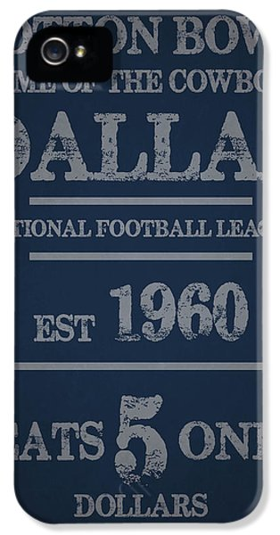 Dallas Cowboys IPhone 5 Case