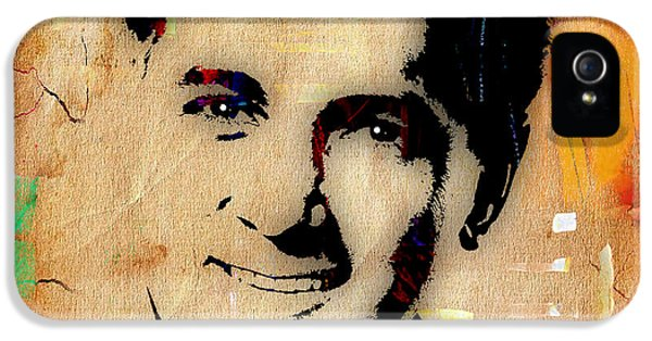 Rock Hudson Collection IPhone 5 / 5s Case by Marvin Blaine