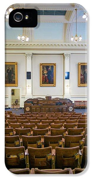 Usa, New Hampshire, Concord, New IPhone 5 Case