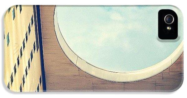 Iger iPhone 5 Case - 500 Brickell Bldg. - Miami by Joel Lopez