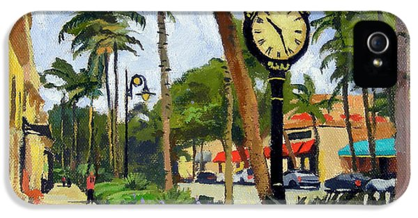 5th Avenue Naples Florida IPhone 5 Case