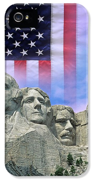 Usa, South Dakota IPhone 5 / 5s Case by Jaynes Gallery