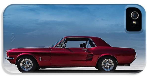 67 Mustang IPhone 5 Case