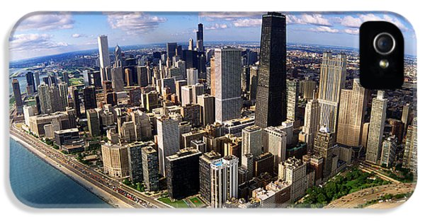 Chicago Il IPhone 5 Case by Panoramic Images
