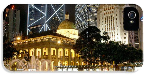 Hong Kong IPhone 5 Case by Baltzgar
