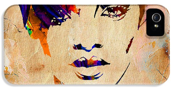 Rihanna Collection IPhone 5 Case by Marvin Blaine
